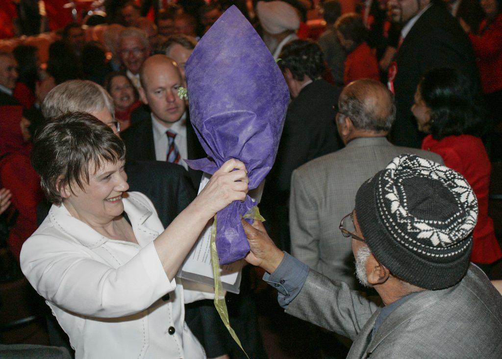 Helen Clark, New Zealand Prime Minister