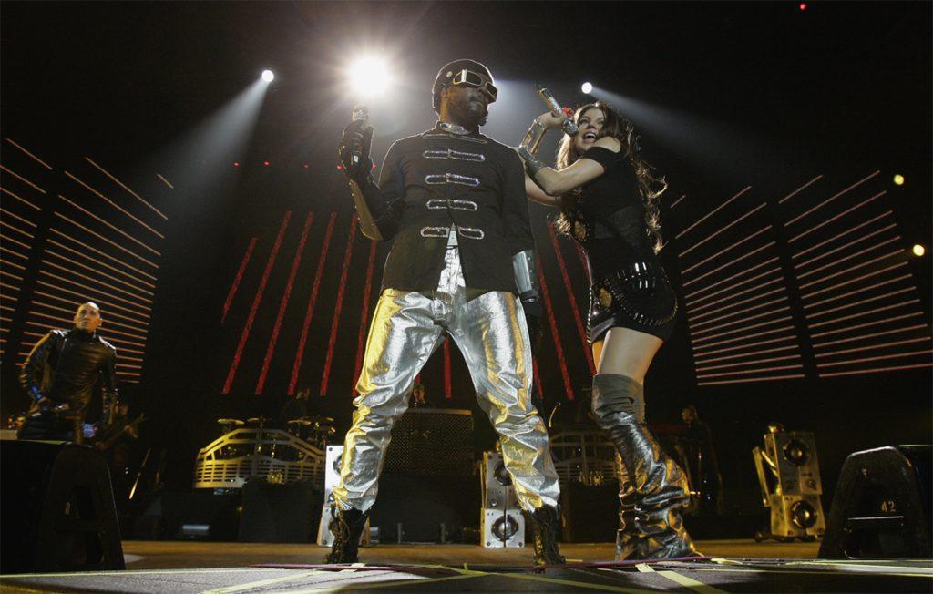 Black Eyed Peas will.i.am Fergie