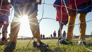 Community football back following Covid