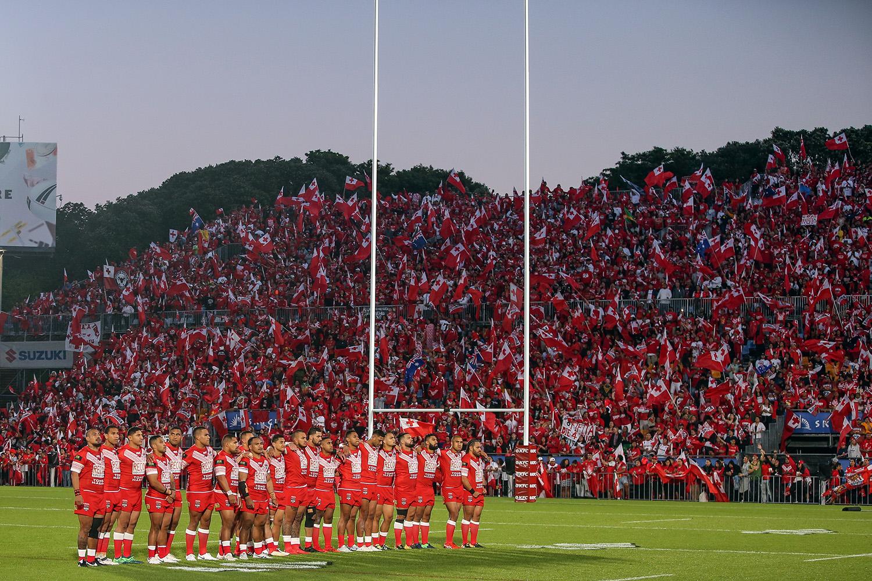 Tonga Rugby League Team