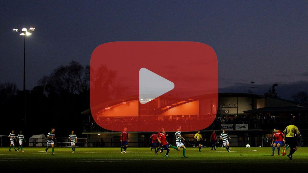 VIDEO HIGHLIGHTS - NRFL Western Springs v Hamilton Wanderers